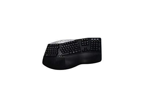 Adesso Tru-Form PCK-308UB Pro Contoured Ergonomic Keyboard