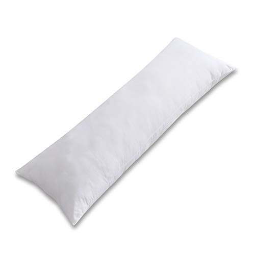 COSYBAY Ultra Soft Large Body Pillow Insert – Long Sleeping Breathable Bed Pillow – Full Body Pillow Insert -20×54 Inch