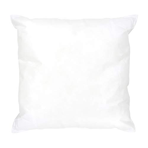 Coussin à recouvrir 45x45 cm garnissage Fibres Polyester Coussin Malin