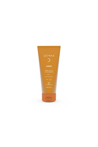 Lumios crema facial solar con color SPF.50+