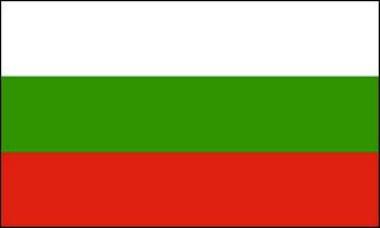 Flagge Fahne Bulgarien 90x150cm