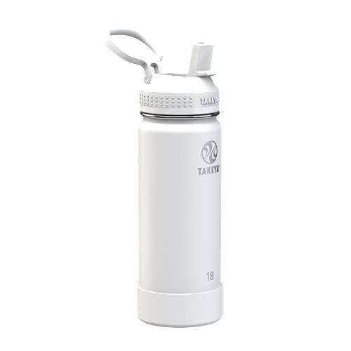 Takeya Actives 18 oz Straw Lid Bottle