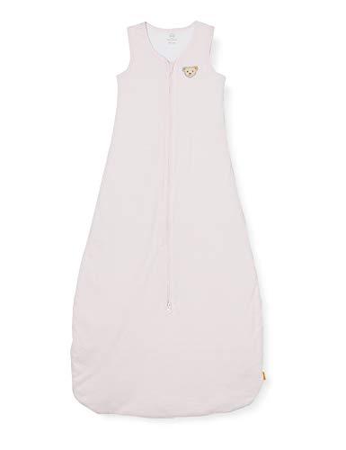 Steiff Unisex Baby Sleeping Bag Kleinkind-Schlafanzüge, Rosa, 70