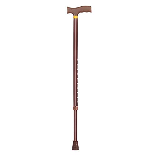 MCP Premium Imported Walking Stick (Brown)