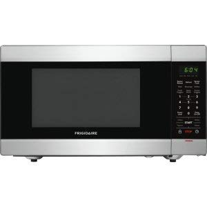 Frigidaire FFCE1655US Counter Top Microwave, Stainless Steel