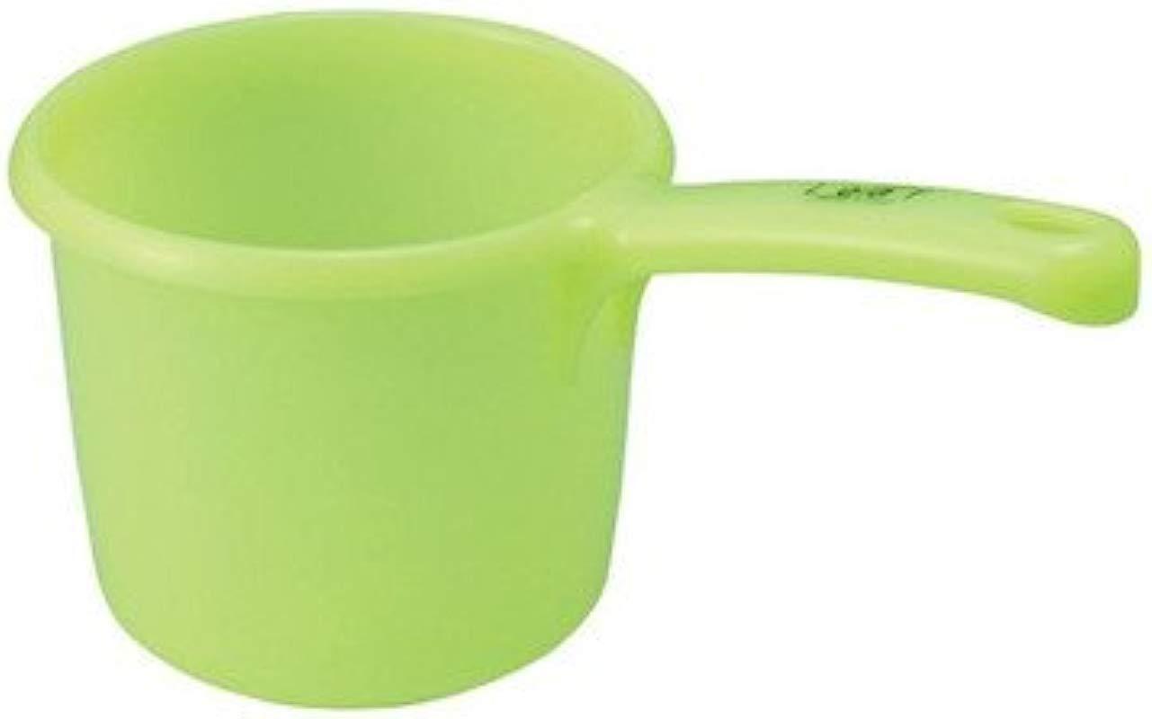 JapanBargain S 3040 Japanese Water Ladle Leaf Series Green 0917