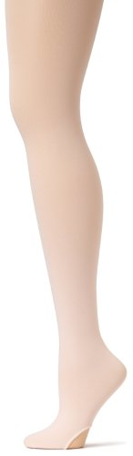 Capezio Women's Ultra Soft Transition Tight,Ballet Pink,Large/X-Large