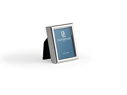 Zilverstad Fotorahmen Passbild Mini 4x5cm, Eisen, Silber, 26x228x280mm
