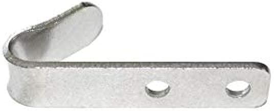 10 Pezzi Ganci per teloni FKAnh/ängerteile in Acciaio zincato galvanizzato