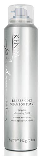 Kenra Refresh Dry Shampoo Foam, 5-Ounce