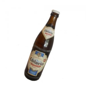 Edelweiss - alkoholfreies Weißbier - Flasche - 0,5 l
