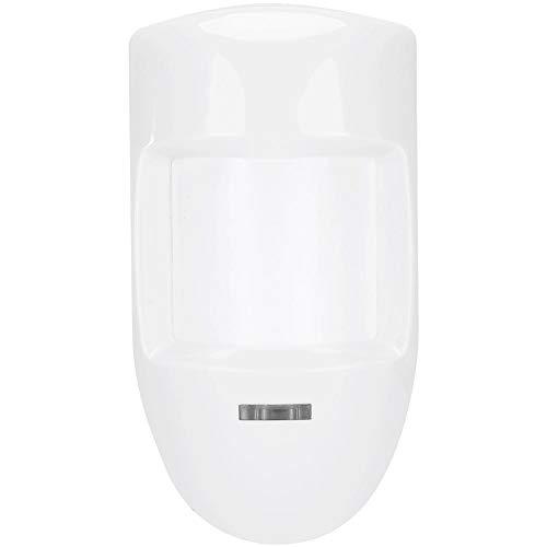 Tosuny Sensor de Movimiento PIR, 12V Cableado PIR Detector de Infrarrojos Sistema de Seguridad Sistema de Alarma Patrulla de Entrada de Seguridad para el Hogar, Tiendas