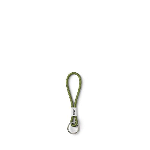 Pantone Design-Schlüsselband Key Chain short | Schlüsselanhänger robust und farbenfroh | kurz |green 15-0343| grün