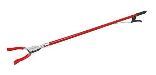 MEDDAX Greifzange Greifarm Greifer 90 cm Rot der verlängerte Arm in Haushalt und Garten