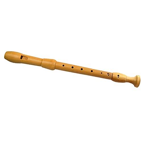 Gyj&mmm 8 Hoyos Alto F Maple Wood Flaute, Estilo Inglés...