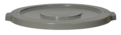 CMC 1002GY Grey Round Lid, 16