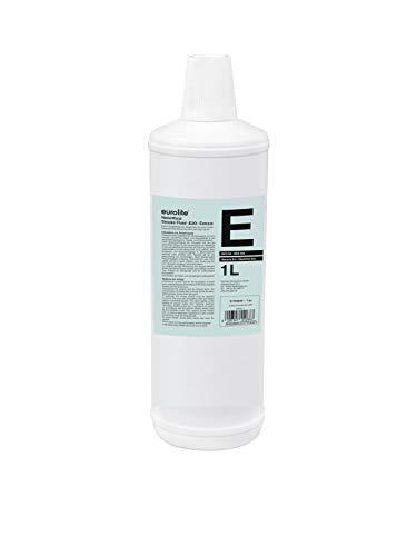 Eurolite Smoke Fluid -E2D- Extrem 1 Liter | Nebelfluid für Nebelmaschinen | Hohe Dichte und lange Standzeit | Made in Germany | Geruchsneutral auf Wasserbasis | Biologisch abbaubar
