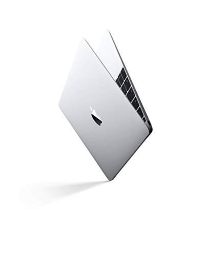 """Apple MacBook (12"""", Intel Core m3 dual-core a 1,2GHz, 256GB) - Argento(Modello Precedente)"""