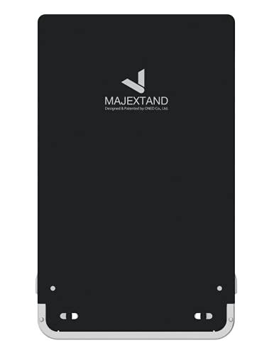 【国内正規品】Majextand M・人間工学に基づくスマートフォン/タブレット用スタンド (ブラック)