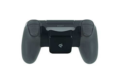 Power Technologie - Cargador de Batería Recargable Inalámbrico Qi 700mAh para PS4 Dualshock Controlador Playstation 4 Controllers