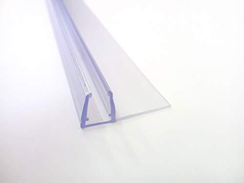 RPB Docce - Profilo F3 vetro 6/8 mm baffo 20 MADE IN ITALY per box doccia in Vetro