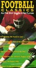 Football Classics All-Time Best College & Pro Players [VHS]