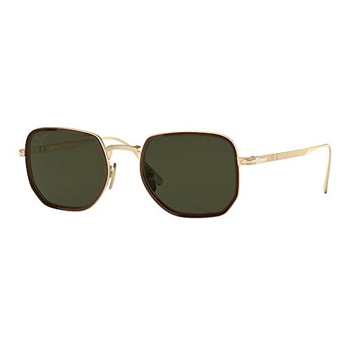 Persol Gafas de sol PO 5006ST paquete original garantía Italia 800958 Polarized M