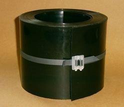 Rasenkante - Rasenbegrenzung - Beetumrandung - 10 Meter Rolle/Höhe 15 cm