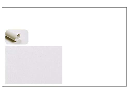 NOBRAND Goma Eva 40x60 Grosor 2MM, 10 Láminas Color Blanco Roto.