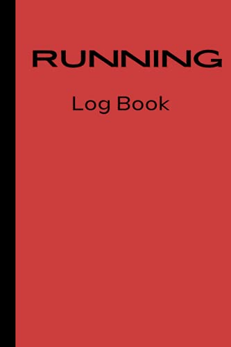 Running Log Book: Running Log Book. Running Workout Diary For Runner & Jogger, Training Log, Running Logs, Track Distance, Time, Speed, & Heart Rate