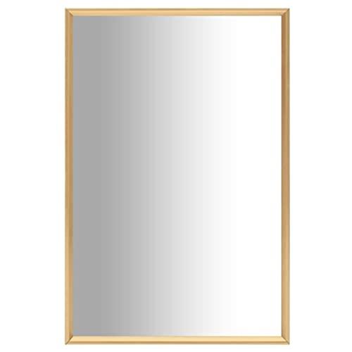 vidaXL Espejo Dormitorio Vestidor Salón Sala de Estar Cuarto de Baño Aseo...