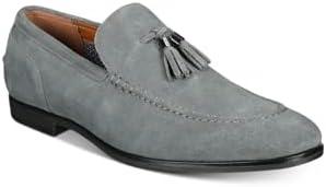 bar III Kingston Slip-on Loafers, Grey Size 10.5