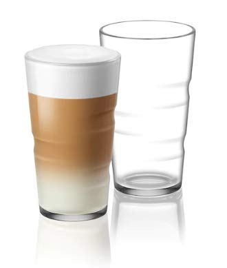 Nespresso View Rezept Gläser, groß–2Gläser