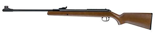 Diana RWS Model 34 Break Barrel Hardwood Stock Pellet Gun Air Rifle, .22 Caliber, Gun Only