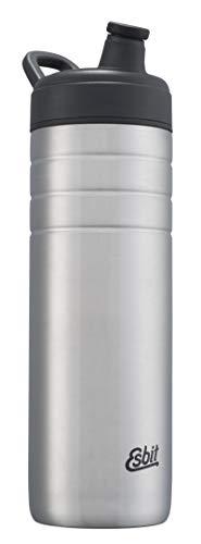 Esbit Majoris Recipiente termico, Unisex Adulto, Plata, 0,8L