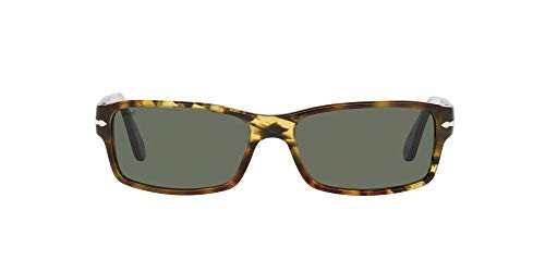 Persol Gafas de Sol PO 2747 Brown Green Tortoise/Green 57/16/140 hombre