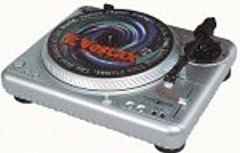 Vestax PDX-2000 2-Speed Quartz Controlled Direct-Drive Turntable w/ Travel Case