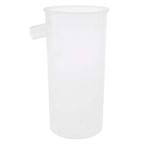 1 Stück Kunststoff Becher 14,5 cm hoch 7 cm Durchmesser mit 250 ml Volumen Archimedes Prinzip Kit