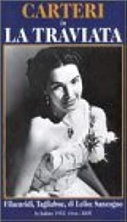 Traviata - Complete Opera VHS