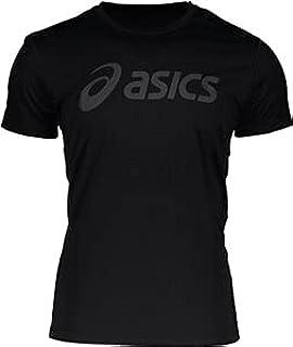 Asics Men's SILVER ASICS TOP T-Shirt