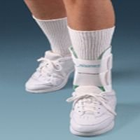 Aircast Air-Stirrup Ankle Brace - Small Left (02CL) by AIRCAST INC