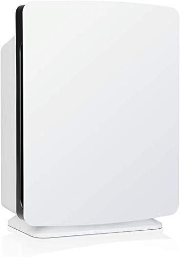 Alen BreatheSmart A500 Air Purifier for Living Rooms & Big Bedrooms, HEPA Filter for Allergies, Dust, Mould, Pollen, Dander & Bacteria and Odours