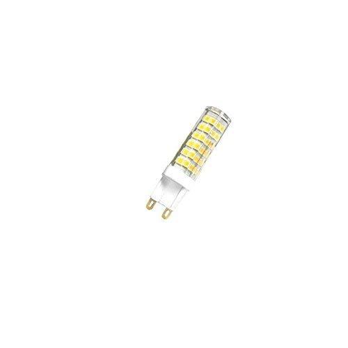 Silver Electronics Ampoule LED 3000 K g9, 5 W, 6 x 1.6 x 0.03 cm
