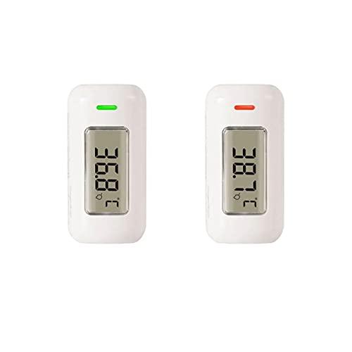 Termômetro de testa infravermelho com contato ultra compacto - medição instantânea G-TECH GO, G-Tech