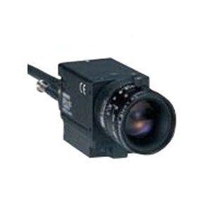 Omron ZFXSC Color Camera, 1/3 in CCD Capture Element, 7.4 × 7.4 ¼m Pixel