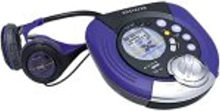 Aiwa XP-SP911 Portable CD Player with Electronic Anti-Shock System