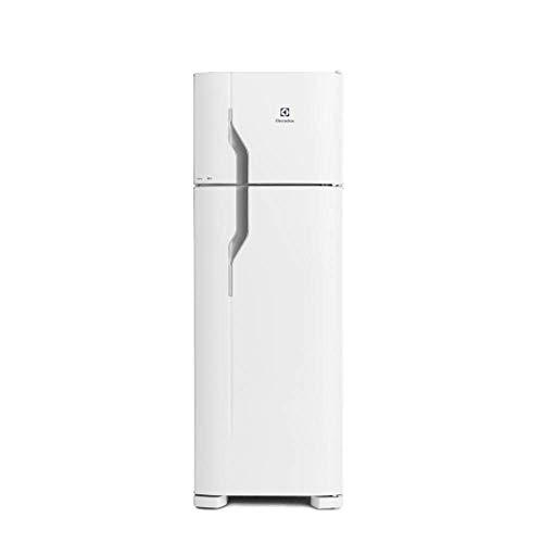 Geladeira / refrigerador 260 litros electrolux 2portas classe a - dc35a