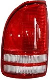 TYC 11-5026-01 Dodge Dakota Driver Side Replacement Tail Light Assembly