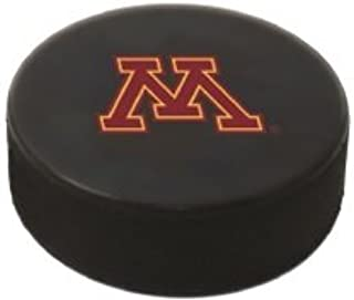 2 inch Hockey Puck Decal UMn University of Minnesota Golden Gophers Logo Removable Wall Sticker Art NCAA Home Room Decor 2 1/2 by 2 inches