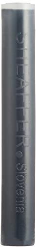 Sheaffer Skrip Ink Cartridges, Black, 6-Pack Shelf Pack (96233) by HAMPTON-HADDON MARKETING CORPORATION